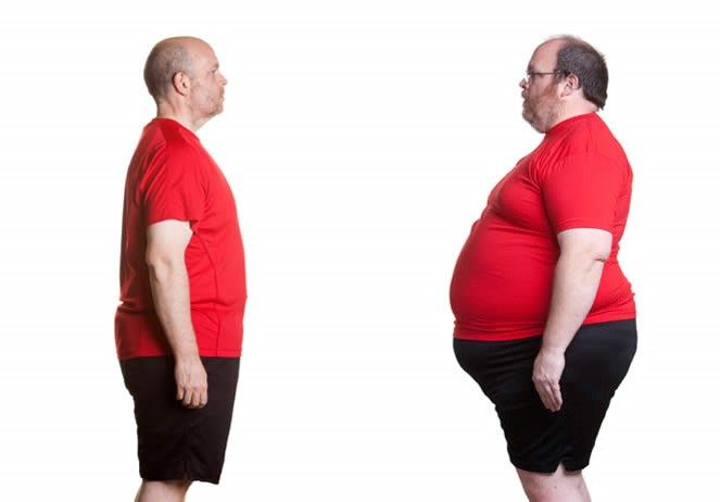 Obesity more dangerous than lack of fitness