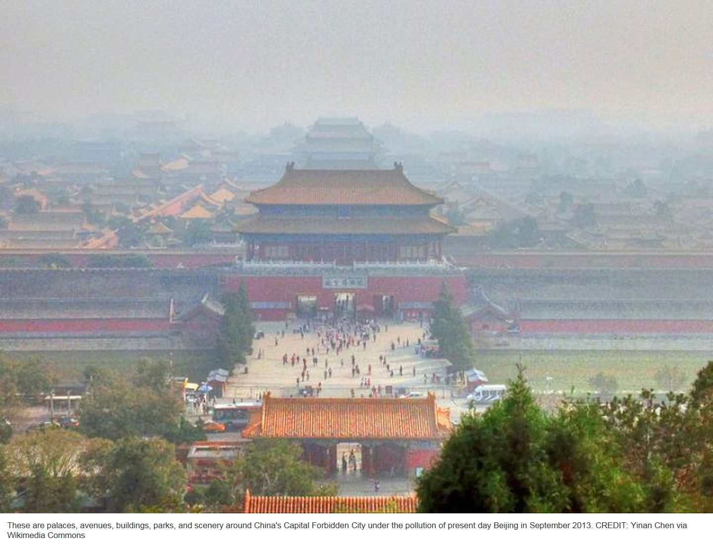Exposure to air pollution increases the risk of obesity