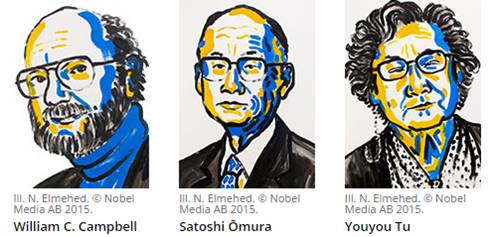 Three scientists share Nobel Prize for Physiology and Medicine