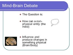 How the mind influences the body