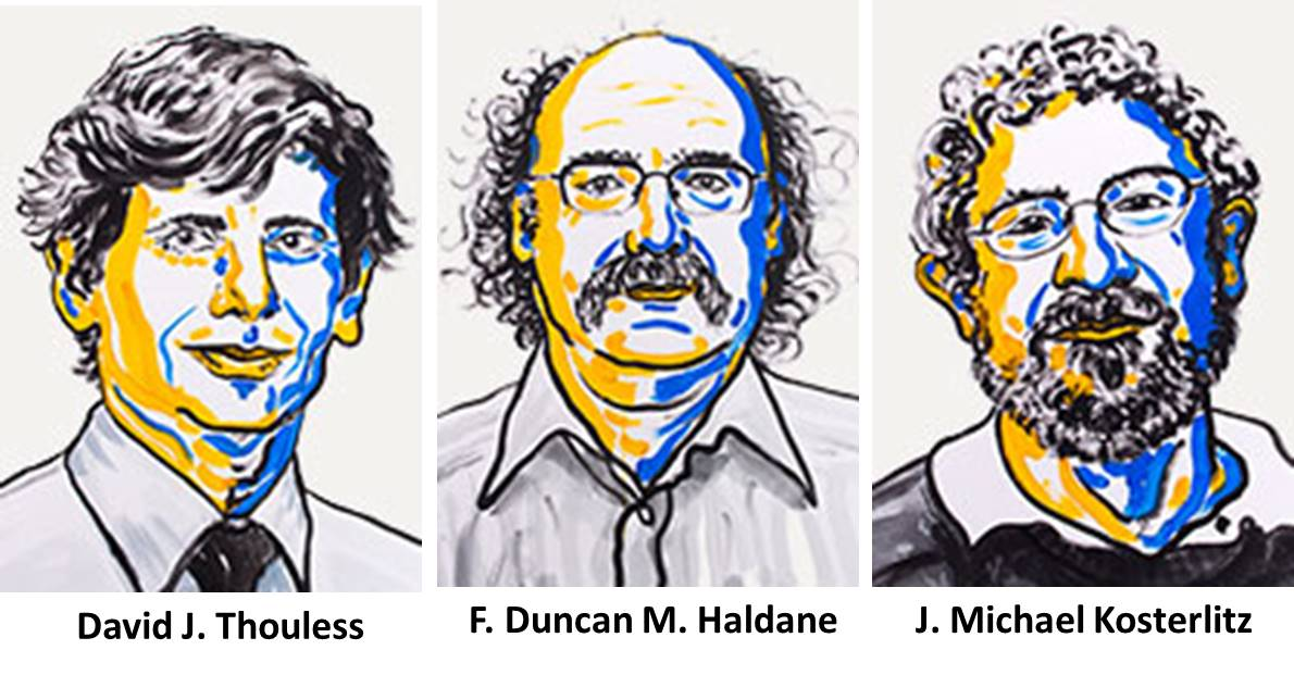 Secrets of exotic matter research wins 2016 Nobel Prize for Physics