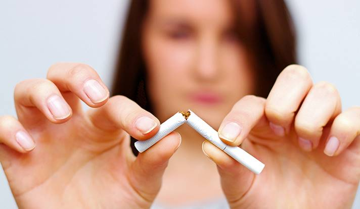 Smoking cessation drug proves initially more effective for women