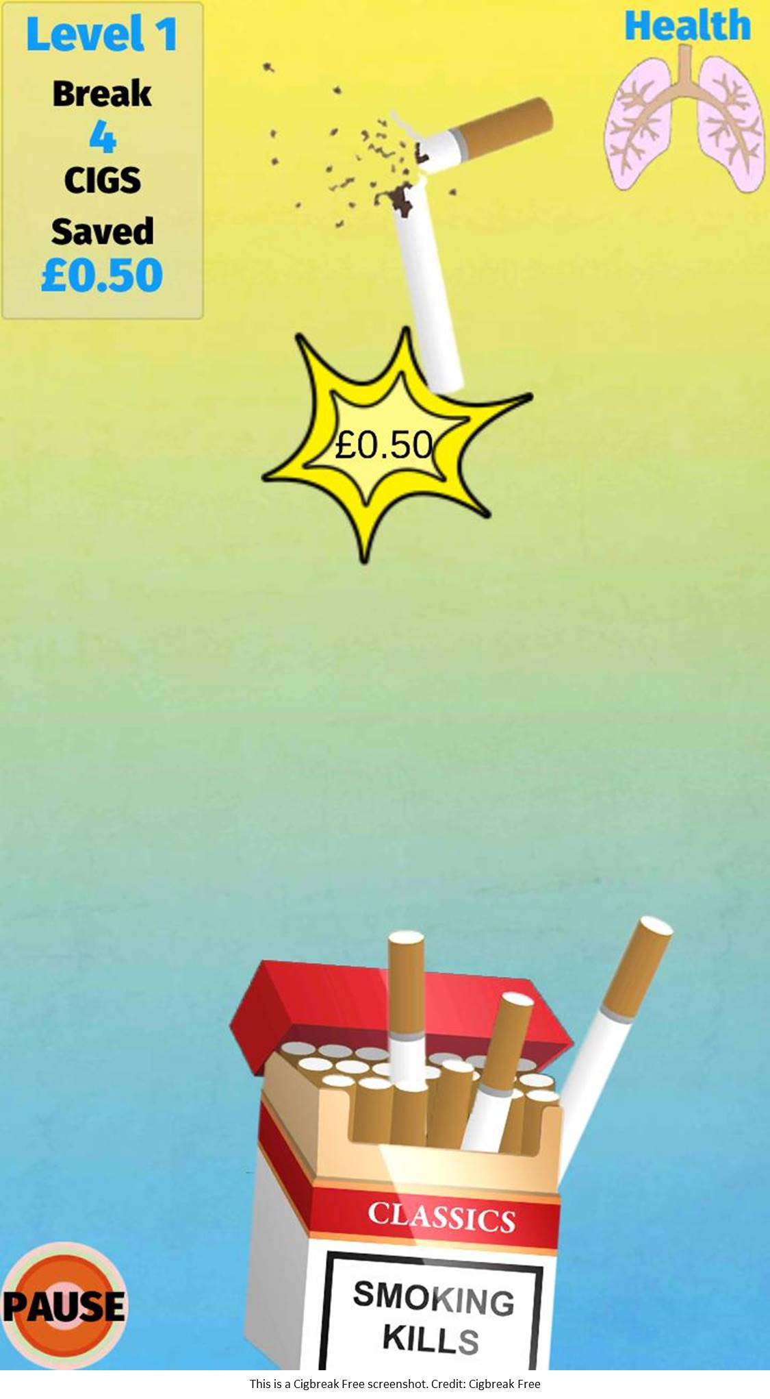 A new app to help smokers quit