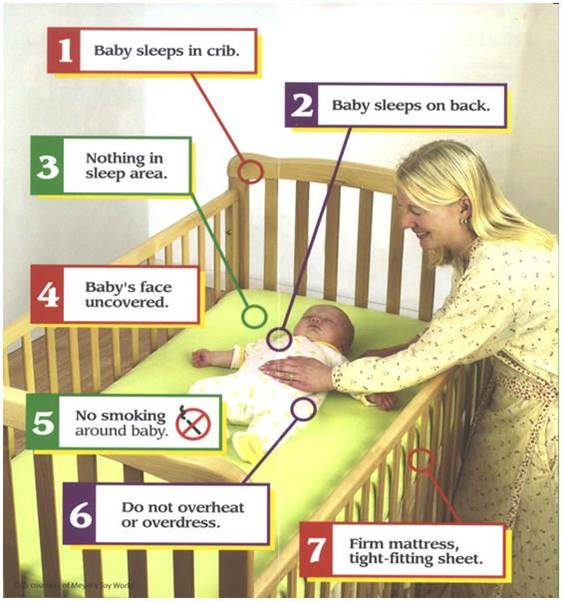 Blood of SIDS (Sudden Death Infant Syndrome) infants contains high levels of serotonin