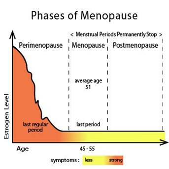 Does age at menopause affect memory?