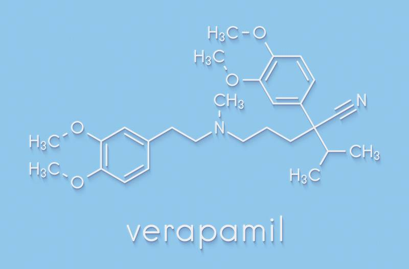 Positive results in human clinical trials with verapamil to treat type I diabetes