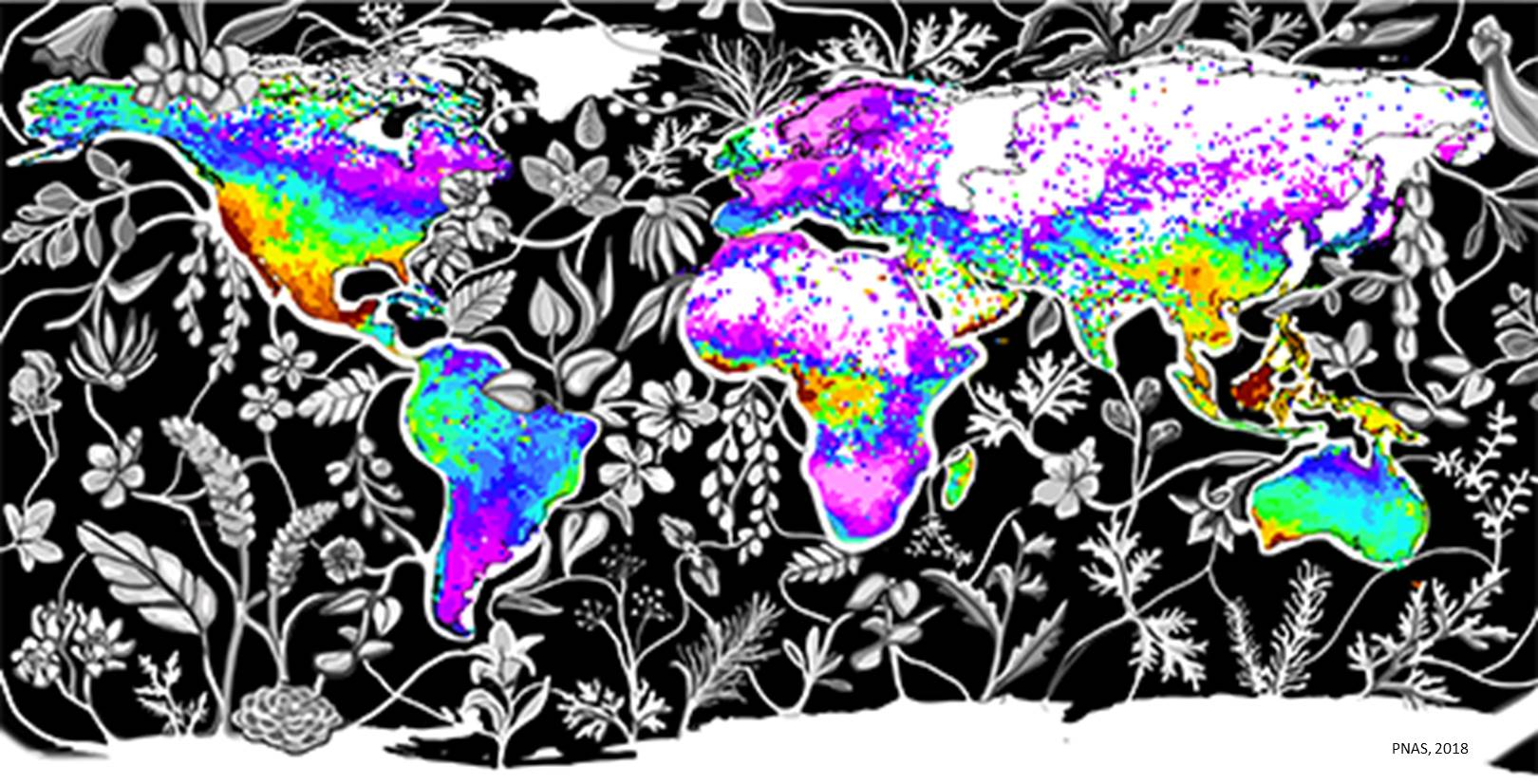 Machine-learning approach identifies plants at risk of extinction