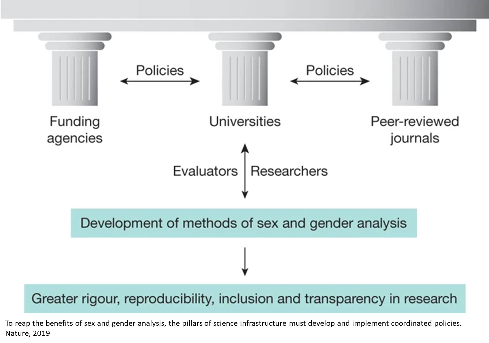 Relevance of gender in science!