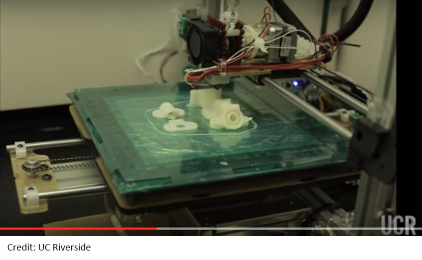 Study Shows Some 3D Printed Objects are Toxic
