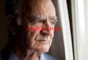 Men more vulnerable to developing depression from long-term stress