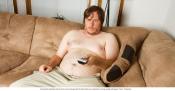 Heart failure risk increases with waistline