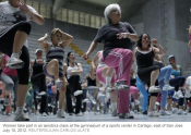 Aerobic exercise significantly improved asthma control
